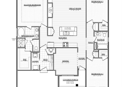 Payne-Homes_Georgia-II floor plan