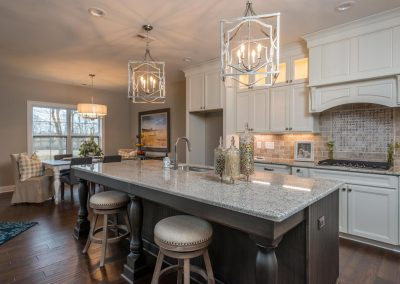 Franklin Custom Kitchen (2) with Kith Cabinetry