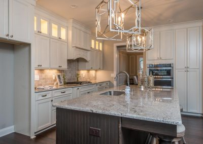 Franklin Custom Kitchen with Kith Cabinetry